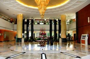 Dong Fang Hotel -- Lobby