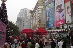 Tianhe Computer Market in Gangding, Tianhe District2