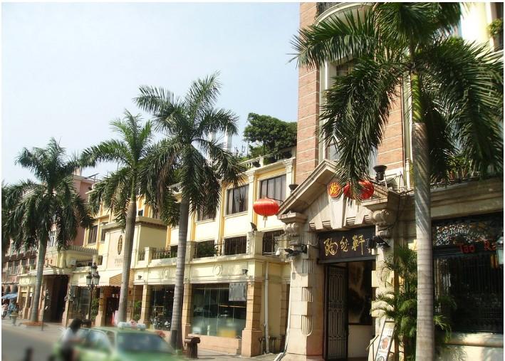 Guangzhou Shamian Island