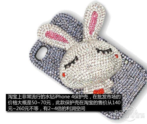 iphone Case in Xi Di Er Electronic Wholesale Market