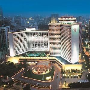 Guangzhou Garden Hotel for the 114th Canton Fair