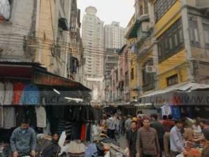 Guyi Street in Guangzhou