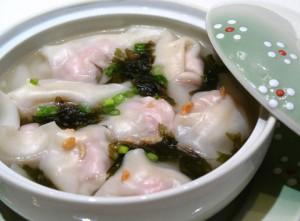 huntun -- wonton soup