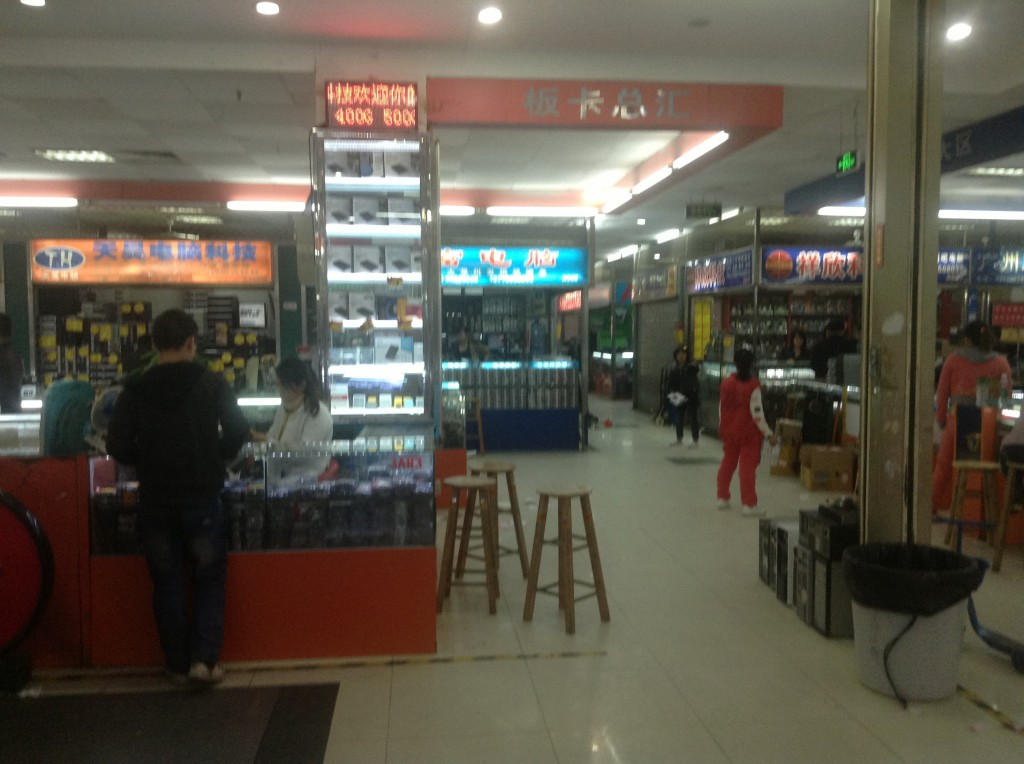 Stores on the 2nd Floor of Guangzhou Xiyang Second-hand Computer Market-5