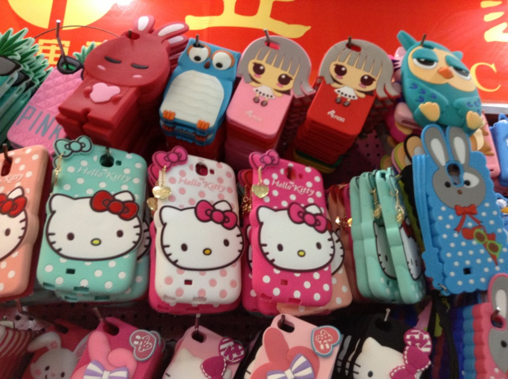 Wholesale Phone Cases Shop in Guangzhou Xidier Electronic Market-4