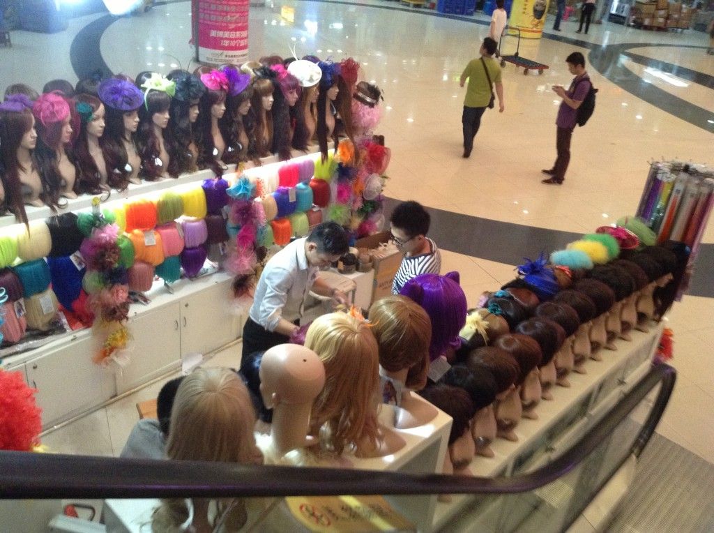 Virgin Hair in Guangzhou Beauty Exchange Center-1