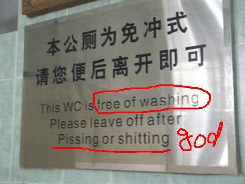 Chinglish Signs-9