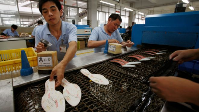 sourcing goods from China