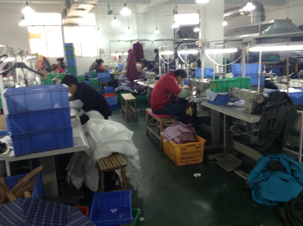 Clothes Factory in Guangzhou-6