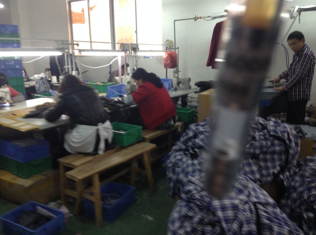 Clothes Factory in Guangzhou-9
