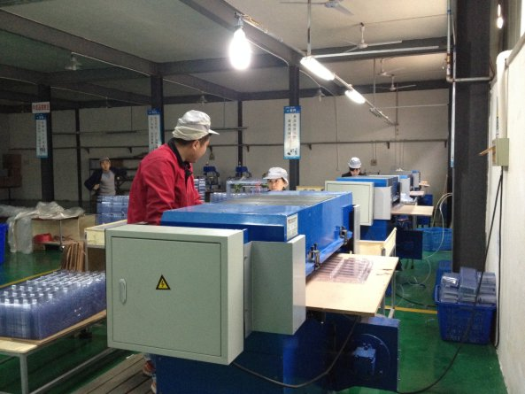 Cutting machine in China