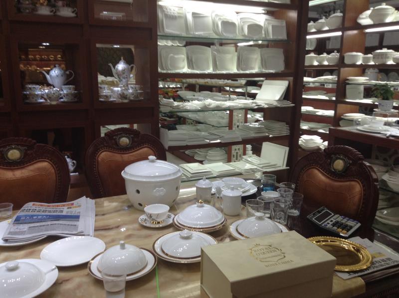 Hotelware wholesale market in Guangzhou-2