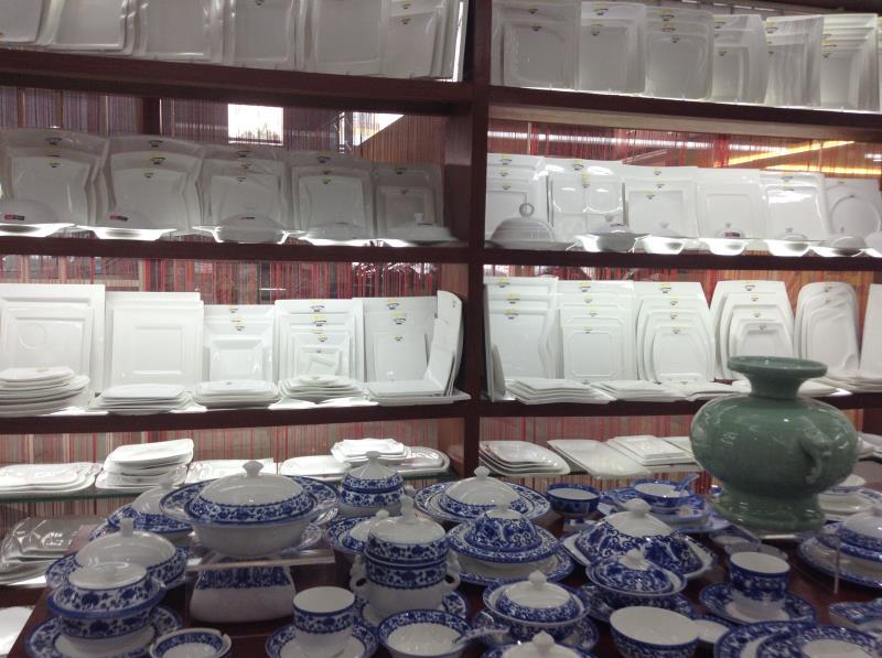 Hotelware wholesale market in Guangzhou-3