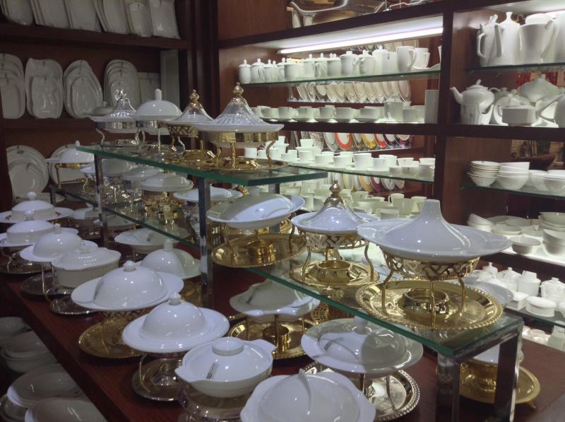 Hotelware wholesale market in Guangzhou-6