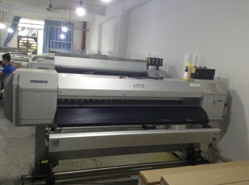 Printer for sublimation