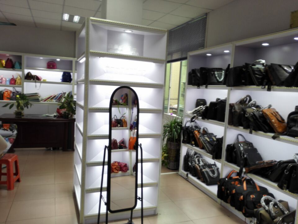 Showroom of handbags factory in Guangzhou-2