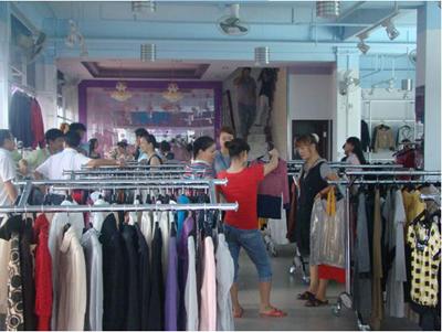 Guangzhou Guang Da Clothes Stock Market