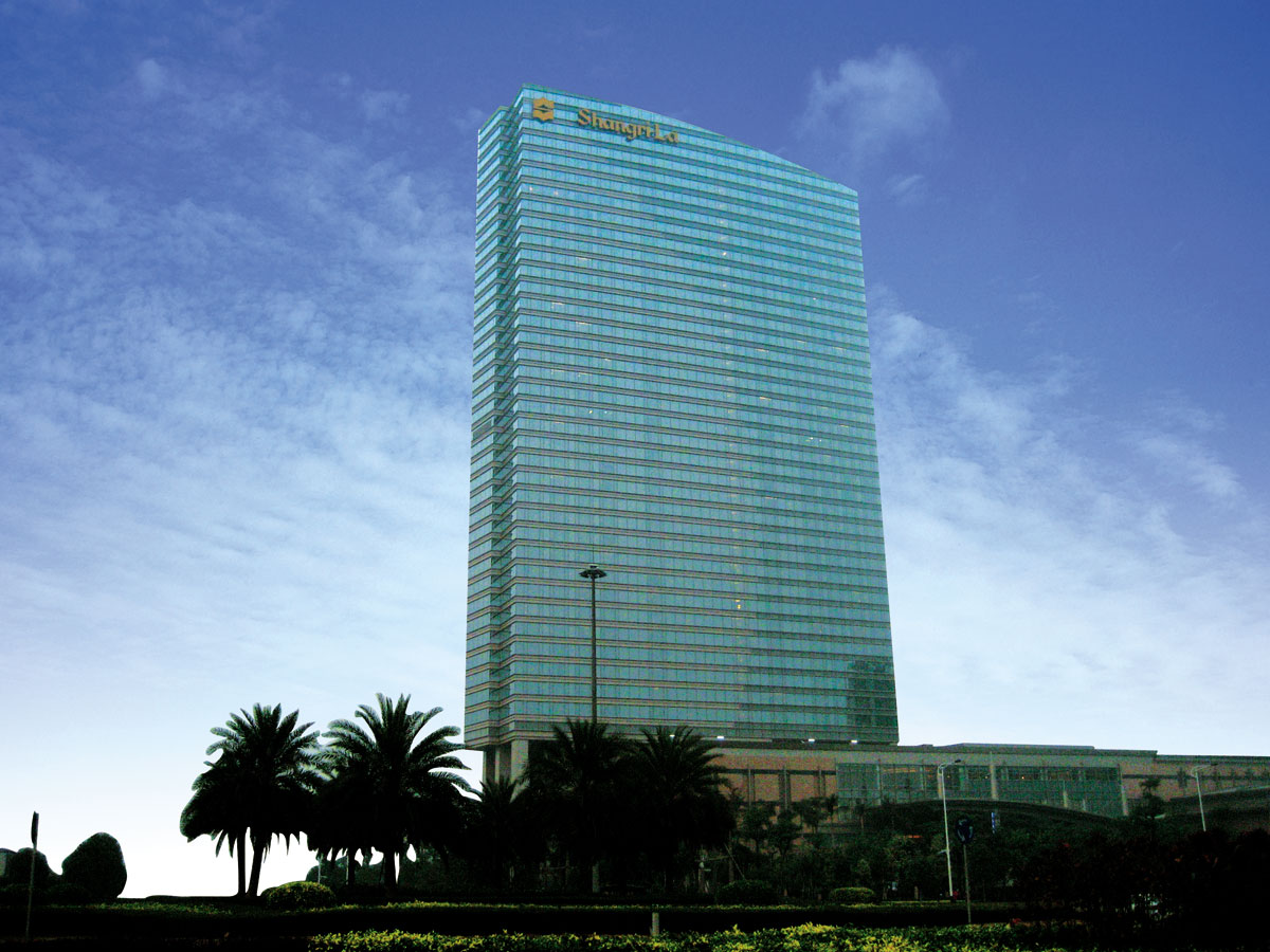 Shangri-La Hotel in Guangzhou for the 114th Canton Fair