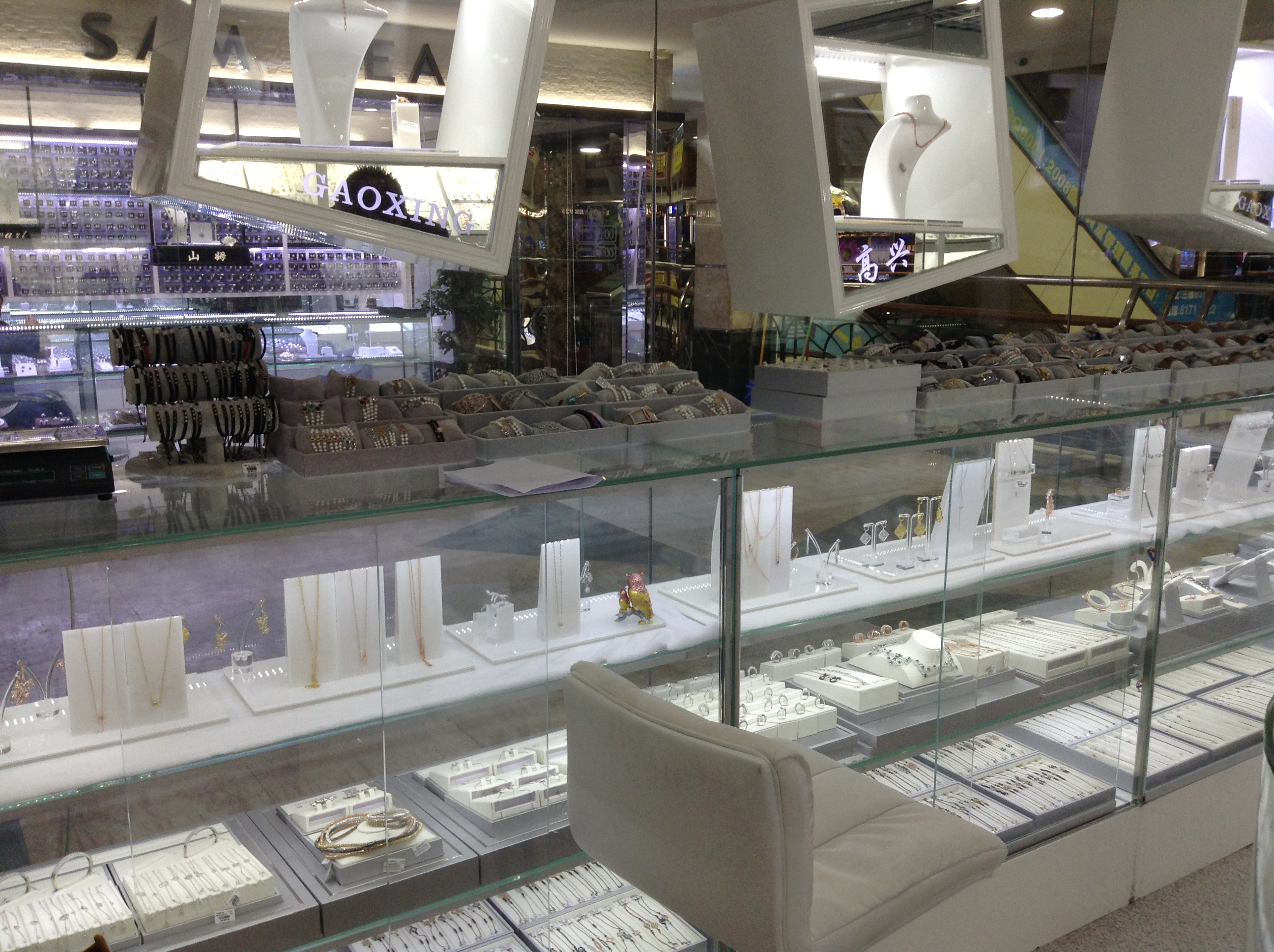 Jewellery Stores in Guangzhou Liwan Plaza-2