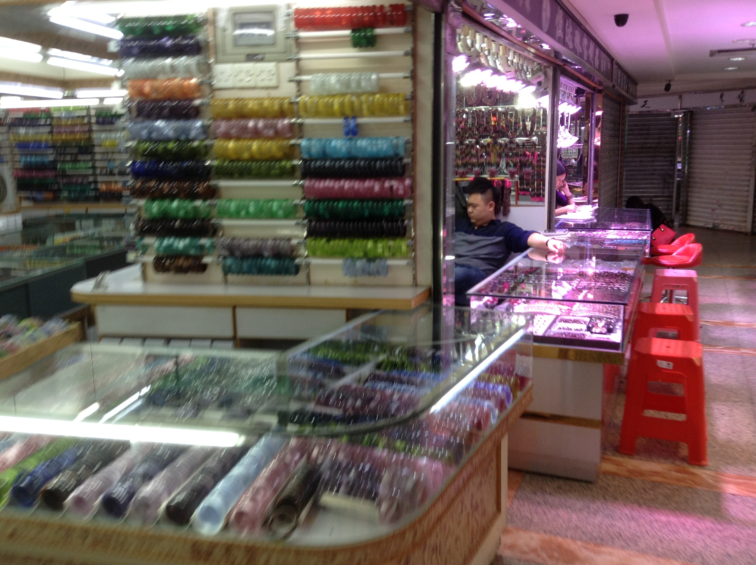 Jewellery Stores in Guangzhou Liwan Plaza-3