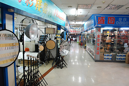 Shengxian Photography Equipment Market in Guangzhou, China-6