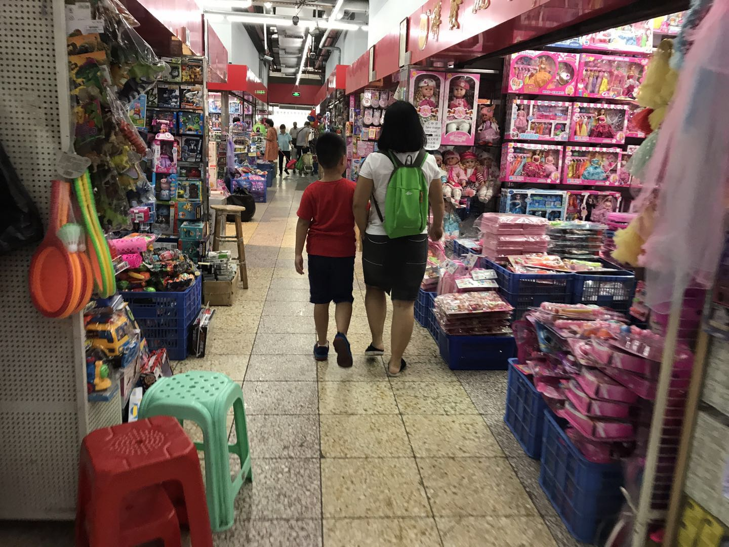 Zhonggang Toys&Stationery Wholesale Market in Guangzhou, China-1