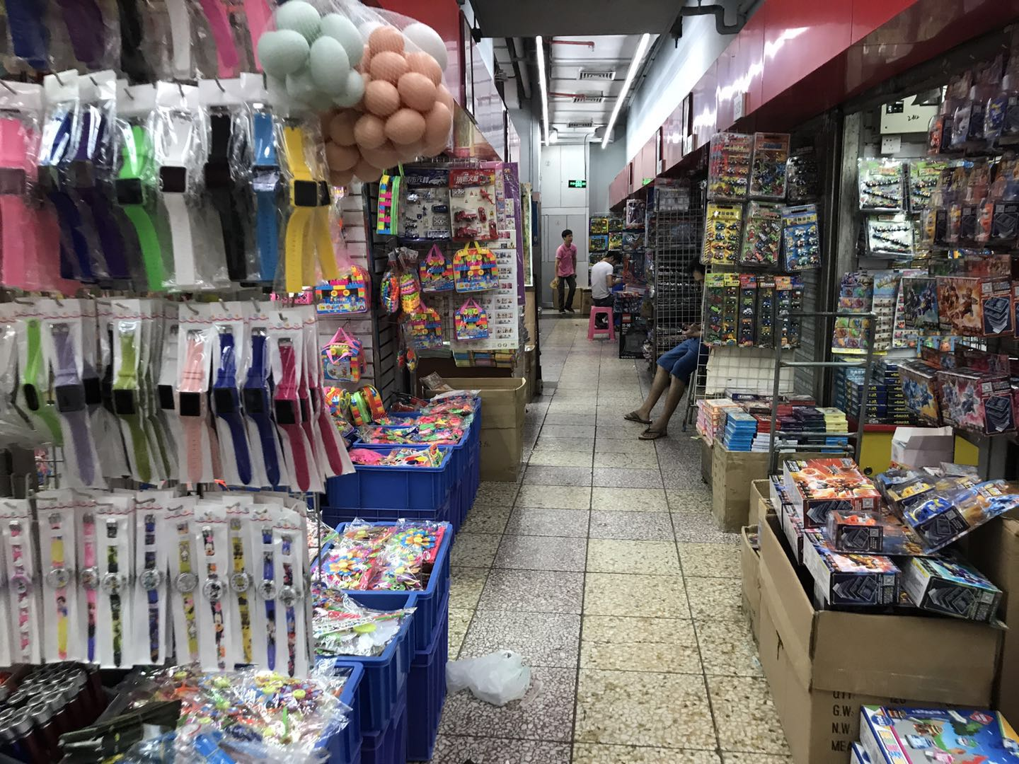 Zhonggang Toys&Stationery Wholesale Market in Guangzhou, China-2