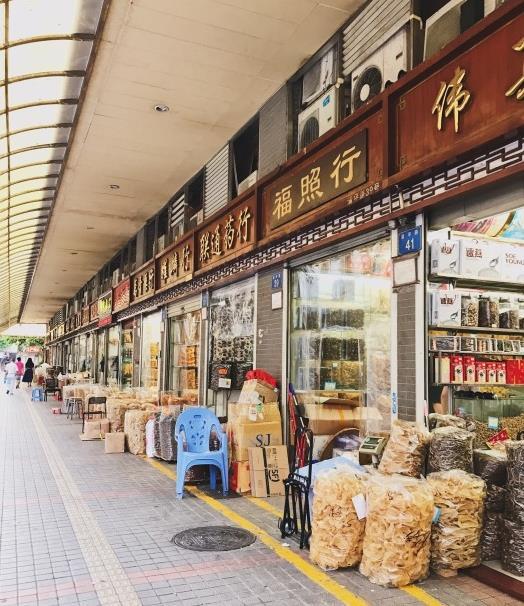 Qingping market in Guangzhou-1