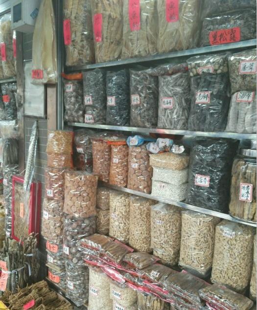 Qingping market in Guangzhou-3