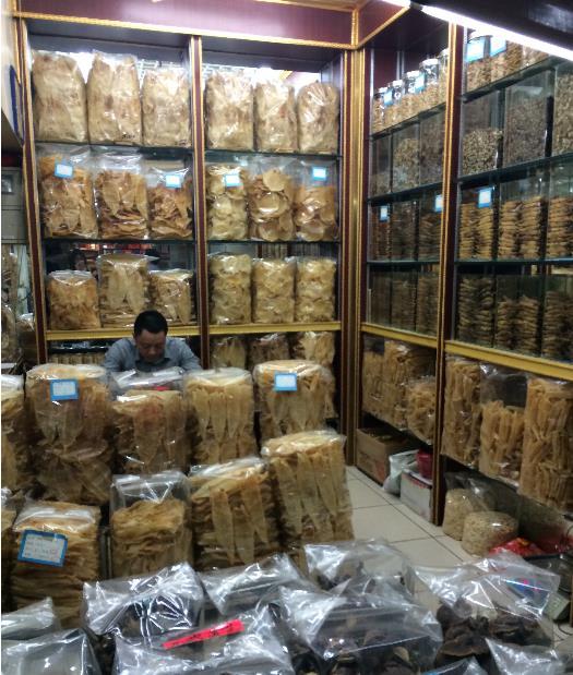 Qingping market in Guangzhou-6