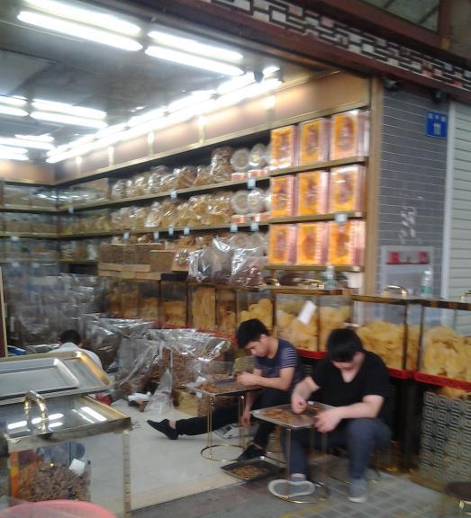 Qingping market in Guangzhou-7