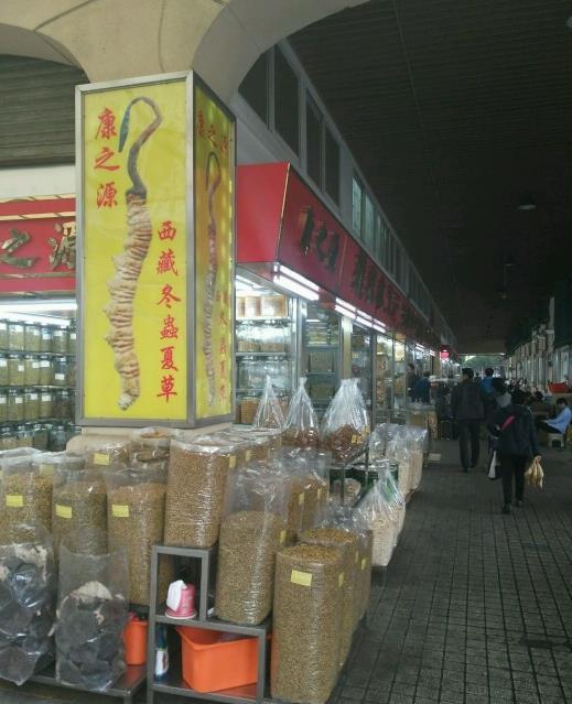 Qingping market in Guangzhou-8