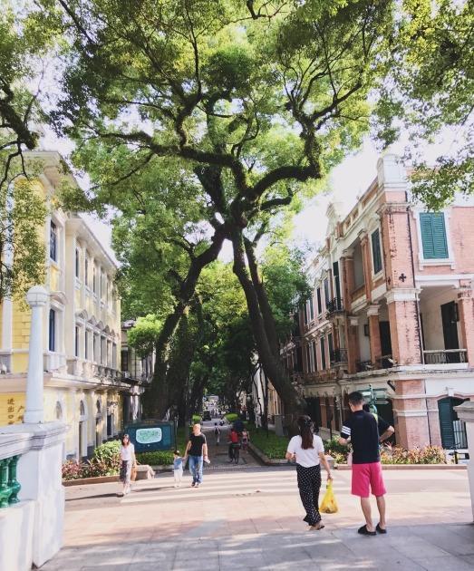 Shamian Island in Guangzhou-3