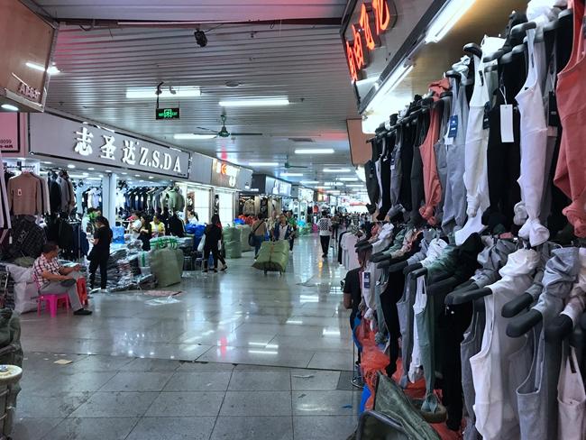 Changyun Center Clothing Plaza in Guangzhou, China-2