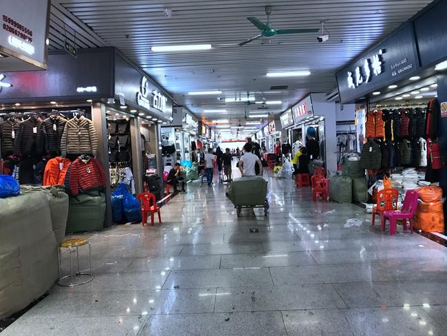 Changyun Center Clothing Plaza in Guangzhou, China-3