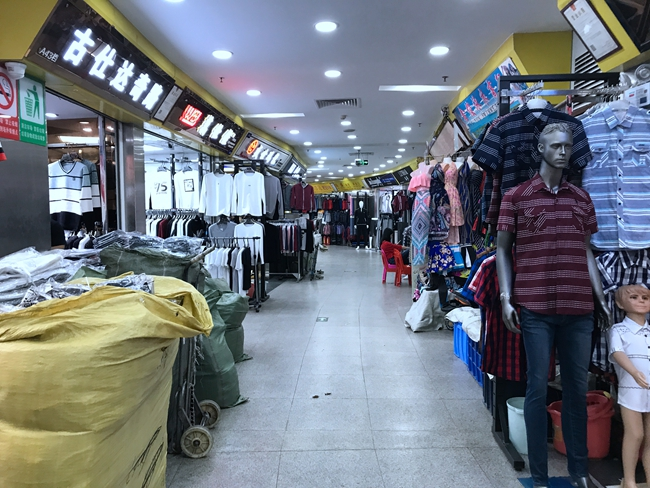 Guangdong Yimin Clothes Market in China-3