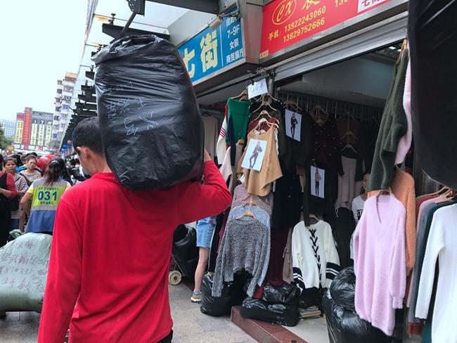 Guangzhou Jinma Clothing Center in China-3