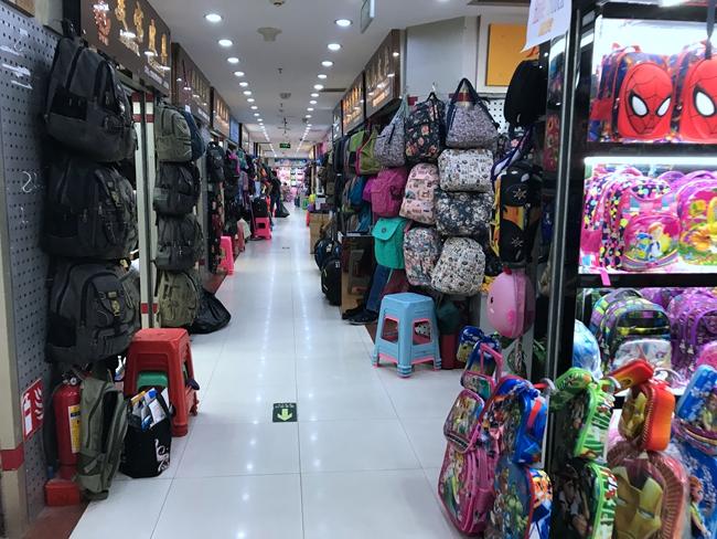 Jinyi Leatherware Plaza in China-3