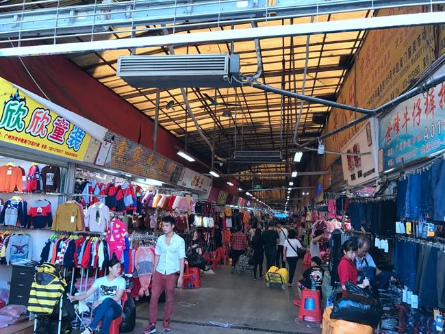 Zhongkai Nanmen Children's Clothes Market in Guangzhou, China-4