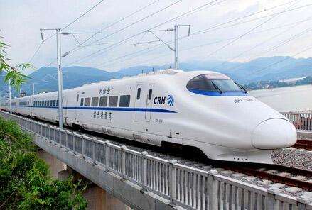 CRH Train in China