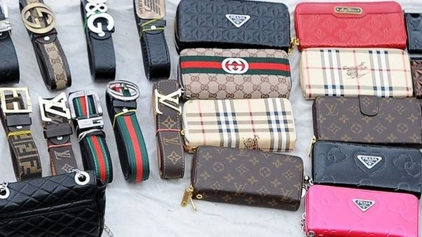 Counterfeit Products in China