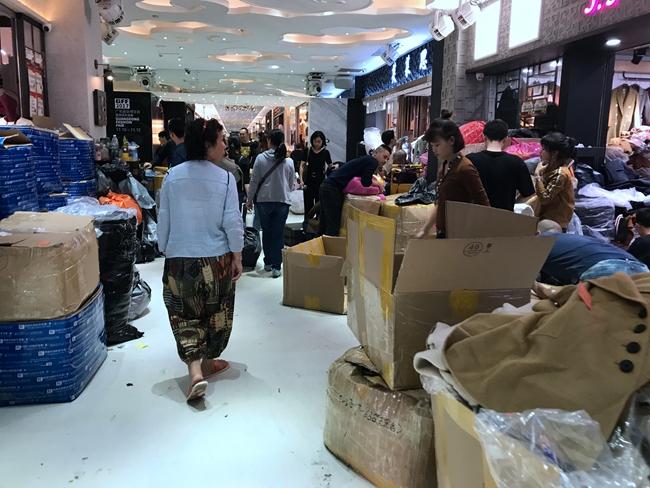 Inside Kapok Intl Fashion City in Guangzhou, China-1