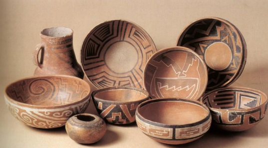 Pottery in China