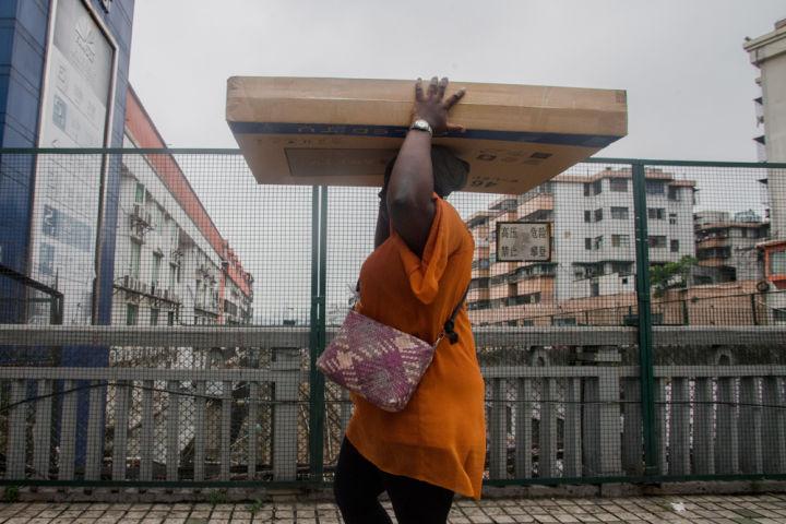 African Community in Wangshengtang, Guangzhou-2
