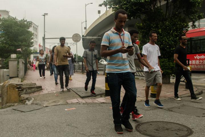 African Community in Wangshengtang, Guangzhou-4