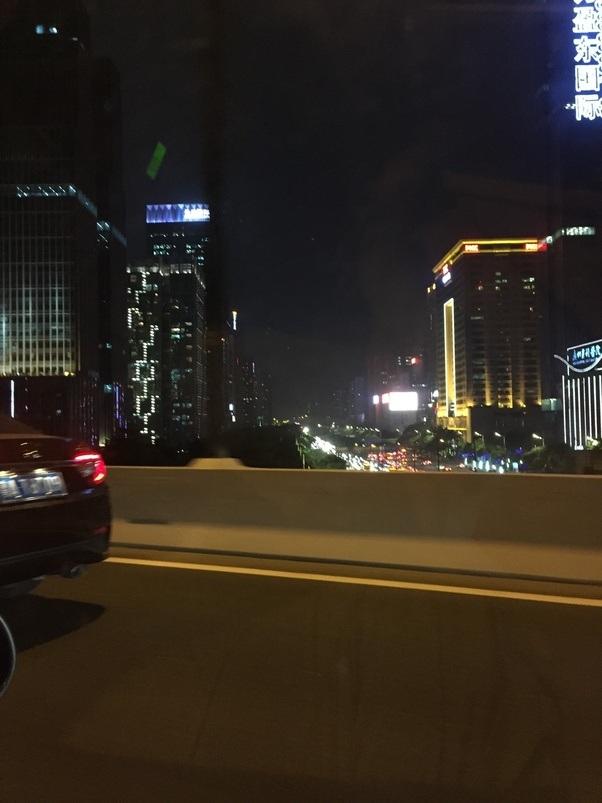 Life in Guangzhou, China-1