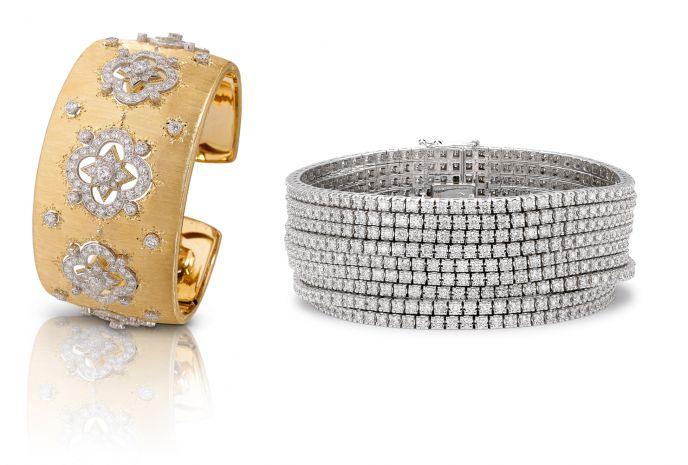 Jewellery trends 2018-Statement cuffs