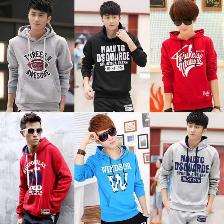 Wholesale Hoodies for Men from China Clothes Manufacturer-1