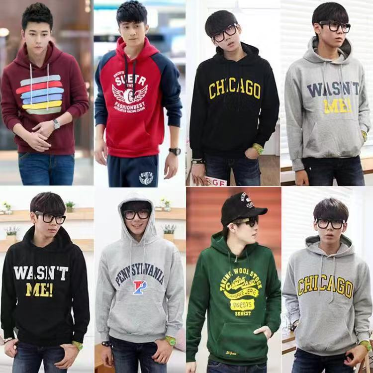 Wholesale Hoodies for Men from China Clothes Manufacturer-2
