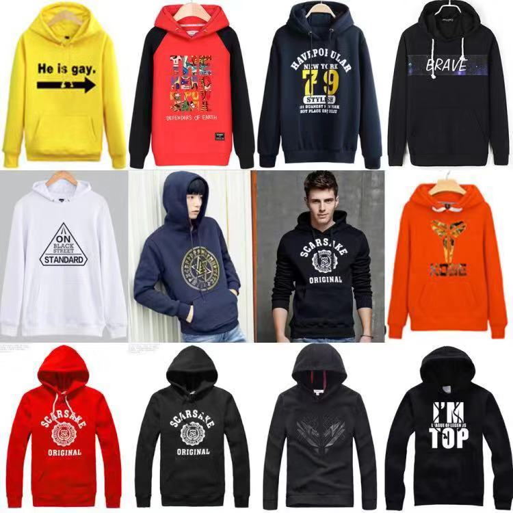 Wholesale Hoodies for Men from China Clothes Manufacturer-3
